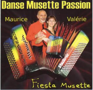 CD Danse Musette Passion